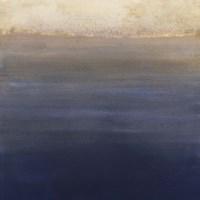 Indigo Sundown II Fine Art Print
