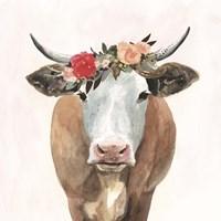 Spring on the Farm II Fine Art Print