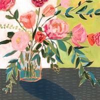Quirky Bouquet I Fine Art Print