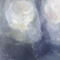 Blue Ambrosia III Framed Print