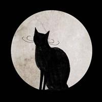 Mystic Moon I Fine Art Print