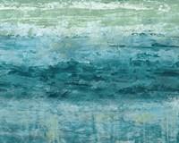 Aegean Seas I Framed Print