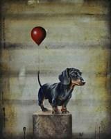 Stanley's Balloon Fine Art Print