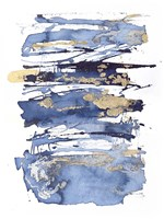 Blue Rapture I Fine Art Print