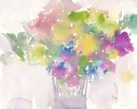 Floral Moment I Fine Art Print