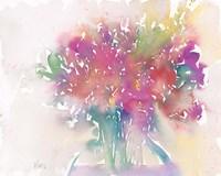 Floral Moment II Fine Art Print
