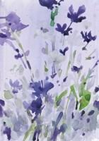 Violet Garden Moment II Fine Art Print