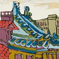 Chinatown V Fine Art Print