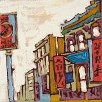 Chinatown VII Fine Art Print