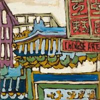 Chinatown XI Fine Art Print