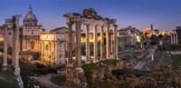 Forum Romanum Rome Fine Art Print