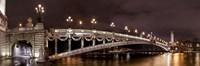 Paris Bridge 3 Fine Art Print