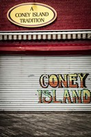 Coney Island New York Fine Art Print