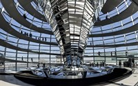 Bundestag Berlin Fine Art Print