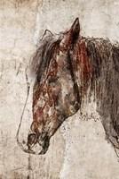 Abstract Horse Fine Art Print
