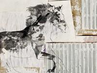 Urban Horse Fine Art Print