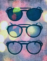 Sunglasses 2 Fine Art Print