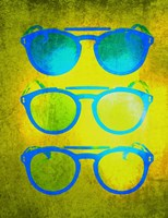 Sunglasses 3 Fine Art Print