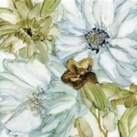 Seaglass Garden I Fine Art Print