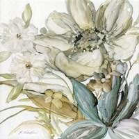 Seaglass Garden II Fine Art Print