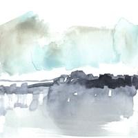 Snow Line III Fine Art Print