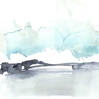 Snow Line VI Fine Art Print