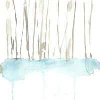 Snow Line VII Fine Art Print
