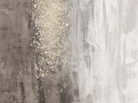 Glitter Rain II Framed Print