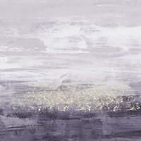Amethyst Glitter II Fine Art Print