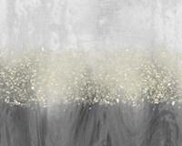Glitter Swirl II Framed Print