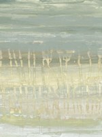 Muted Horizon I Framed Print