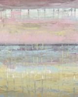 Dusted Horizon II Framed Print