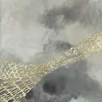 Cloud Matrix I Framed Print