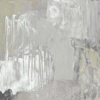 Neutral Composition I Framed Print