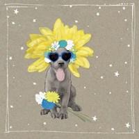 Fancypants Wacky Dogs VI Fine Art Print