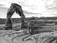 Desert Arches I Fine Art Print