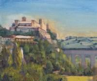 Nostalgic Tuscany II Fine Art Print