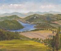 Nostalgic Tuscany III Fine Art Print