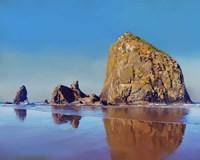 Oregon Coast II Framed Print
