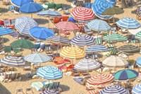Umbrellas I Fine Art Print