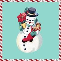1955 Christmas I Framed Print