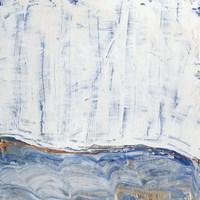Blue Highlands I Framed Print