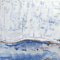 Blue Highlands III Framed Print