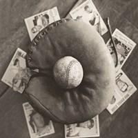 Baseball Nostalgia III Fine Art Print