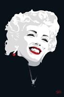 Miki Marilyn Fine Art Print