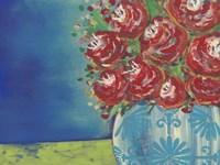 Fearless Floral II Framed Print