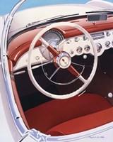 Steering Fine Art Print