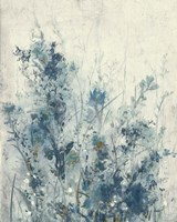 Blue Spring I Fine Art Print