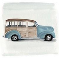 Classic Autos IV Framed Print
