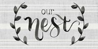 Our Nest is Blessed I Fine Art Print